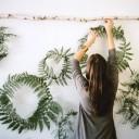 Czym udekorować dom i ogród? Proponuję malownicze wianki!