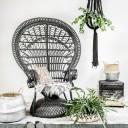 Peacock chair – historia nieznana