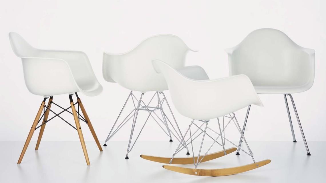 Ikony designu, czyli Eames Plastic Armchair