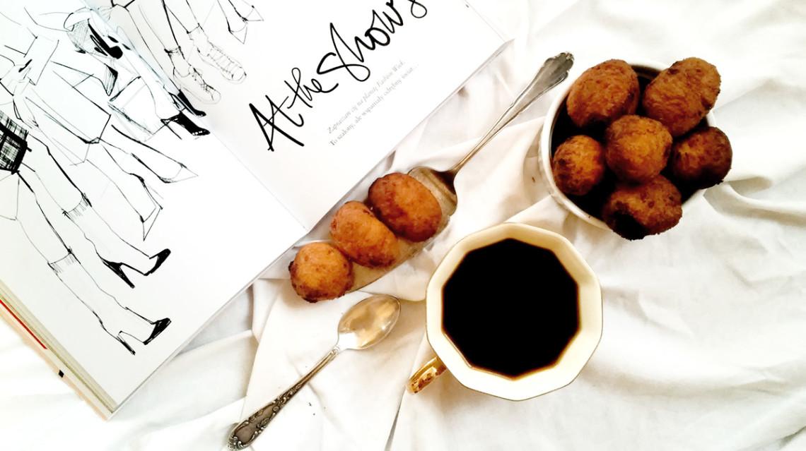 Coffee time! Chwila relaksu z Garance Dore i słodkimi pysznościami