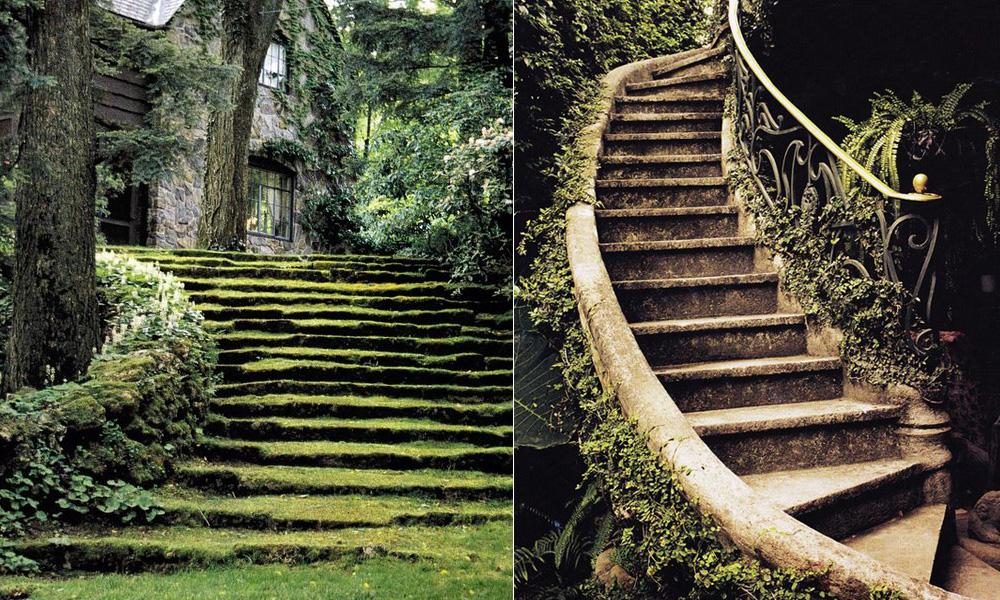Wszystko o schodach w ogrodzie – moje inspiracje i porady