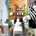 3 balkony – 3 style