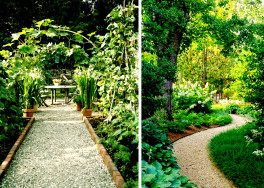 Jak samemu zrobić ścieżkę w ogrodzie?