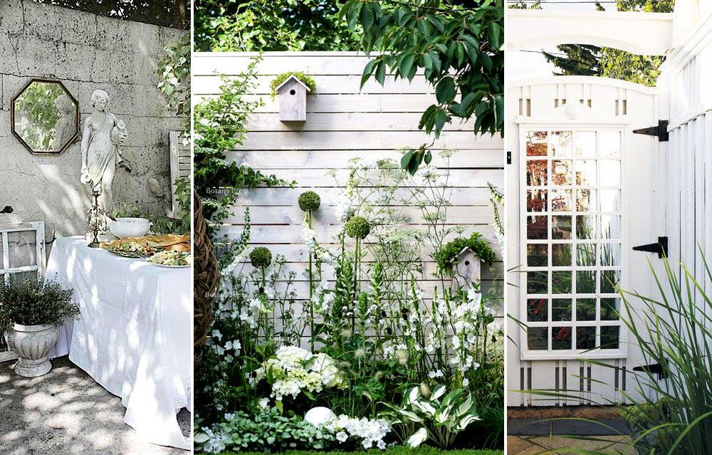5 trików na powiększenie małego ogrodu