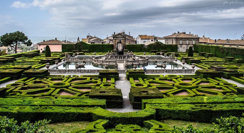 Lekcja stylu: klasyczny ogród włoski